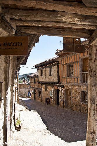 Calatañazor Soria Spain