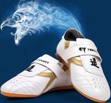 Durable PU leather Taekwondo Shoes Breatheable martial art Training shoes //FREE Shipping Worldwide //