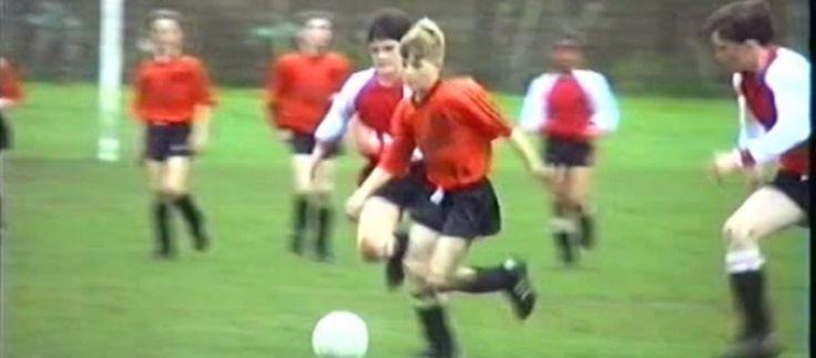 Watch: brilliant footage of Steven Gerrard in action aged 12 Steven Gerrard  #StevenGerrard