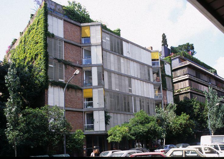 131 best images about arq coderch de sentemenat 1913 1984 - Calle marina barcelona ...