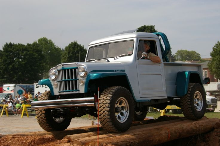 Willys Pickup Truck | Flickr - Photo Sharing!
