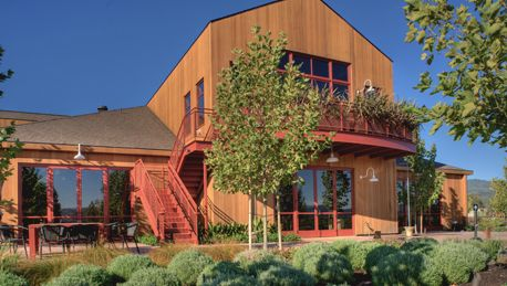 Cakebread Cellars - Appointment only, but don't worry - it's possibly one of the friendliest and best boutiques in Napa