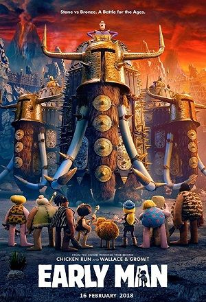 Early Man Full Torrent Movie Download Online 720p. Early Man full movie direct download free with high quality print audio and video HD, MP4, 3GP, AVI, HDrip, DVDrip, DVDscr, Bluray 480p, 720p, 1080p on your device as your required formats.