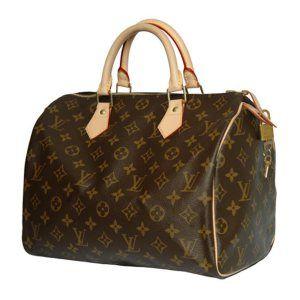 Bolso Speedy de Louis Vuitton.