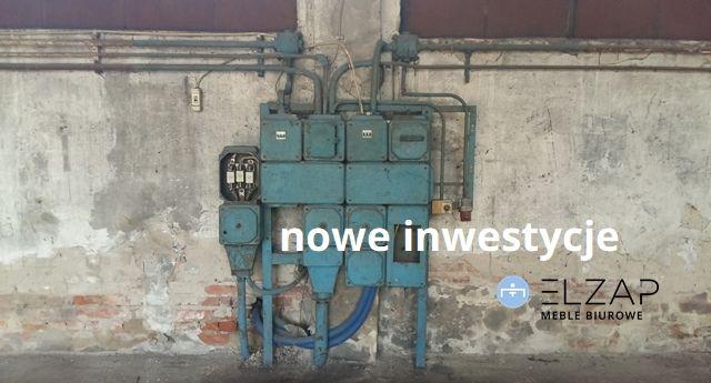 Firma #Elzap cały czas się rozwija!  Nasz kolejny etap to - NOWE INWESTYCJE ! Postawiliśmy na rewitalizację terenów poprzemysłowych... chcecie więcej szczegółów?? poznacie je już niebawem! 👍 Dlatego koniecznie śledźcie nasz #profil, aby być na bieżąco !  #rozwój #firma #inwestycje #elzap #industrial