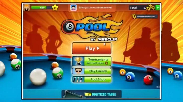 8 Ball Pool – Free To Play Mobile Game  http://htl.li/ogmW303dPRN