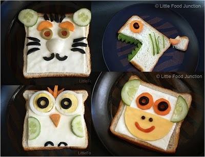 Kids food - musste dabei an @FrauBHK Püppi denken, die das wahrscheinlich nicht…