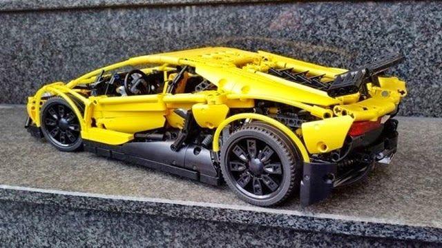 Lego Technic Hub: Amazing MOCS !!