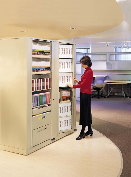 Esaver Rotary File Cabinets And Rotarystor High Capacity Storage Units On Gsa Advantage Give You Flexible E Saving Multimedia