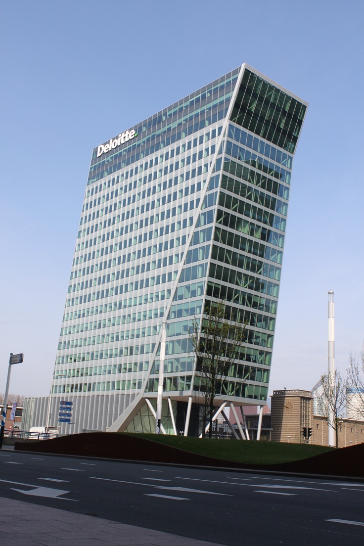 Deloitte kantoor Den Haag | Schenkkade 47 | 2595 AR Den Haag