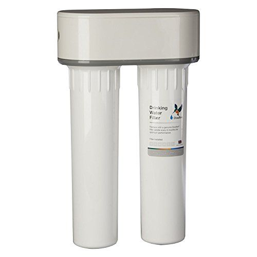 Doulton W9380040 Two Stage Duo Undersink Drinking Water System 3 8