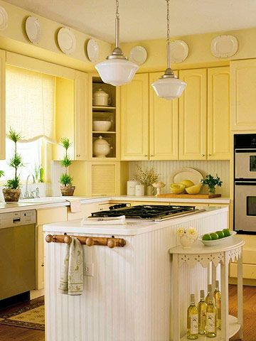 56 best kitchen paint wallpaper ideas images on pinterest kitchens home ideas and kitchen white on kitchen remodel yellow walls id=58821