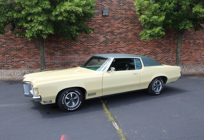 1970 Pontiac Grand Prix - If you've got an old car you love, we want to hear about it. Email us at oldcars@krause.com