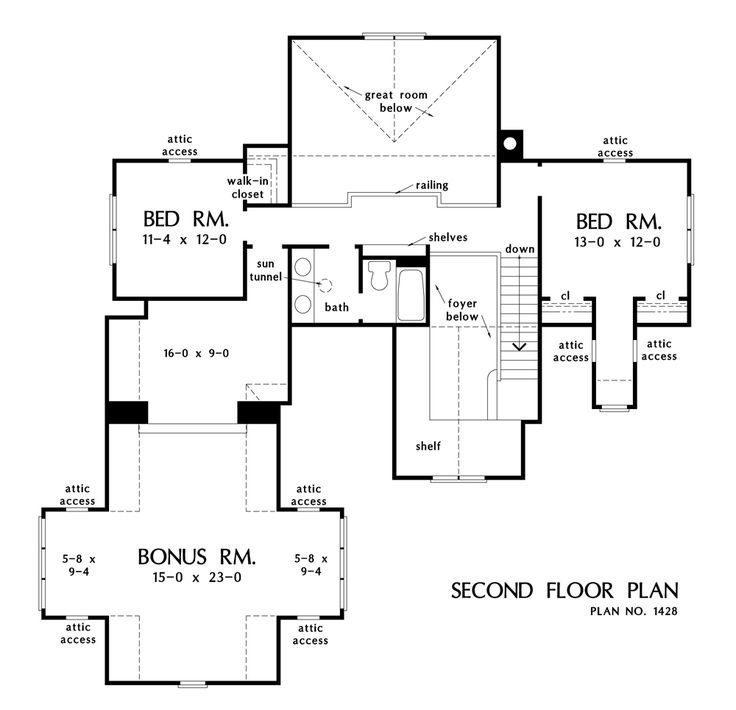 132 Best 2 Story Home Plans Images On Pinterest Floor