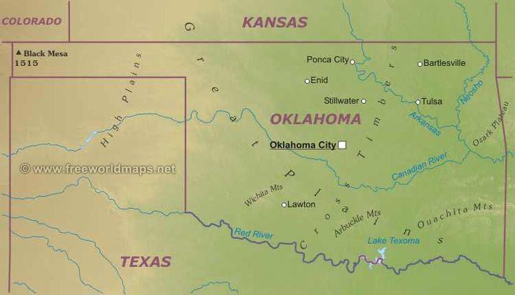 Оклахома штат : Флаг штата Оклахома Оклахома (англ. Oklahoma, аббр. OK) — штат на юге центральной части США. Население 3,451 млн человек (2000; 27-е место в США). Столица и крупнейший город — Оклахома-Сити. Название «Оклахома» происходит из индейского языка чокто, в котором оно...
