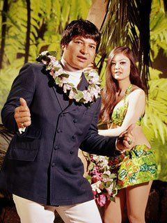 Don Ho The Hit Of Hawaii In The Days Of Jackies Time There He