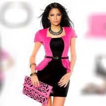 Nathalie war verblüfft, von diesen drei 80er Outfit Tipps http://www.kleider-deal.de/80er-kleider-jahre-80er-outfit/ #80er #Kleider #Outfit #Dress #Neon #Pink #Fashion #Mode