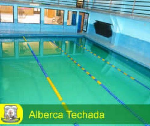 Alberca Techada