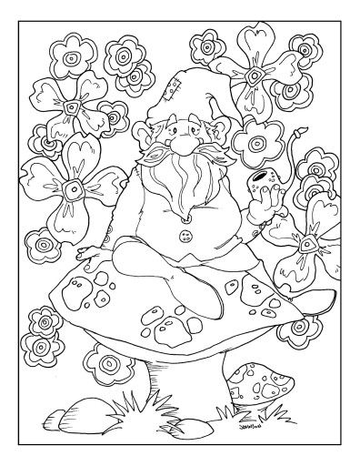 191 besten muñecas 2 Bilder auf Pinterest | Malbücher, Färben und ...
