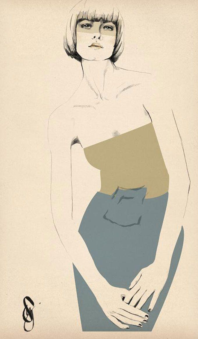 by Sandra Suy #illustration