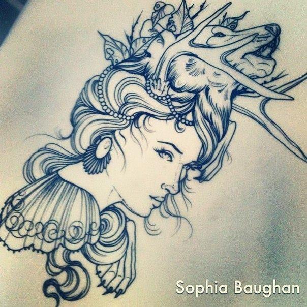 Sophia Baughan To see the full gallery http://beautifulstuff.altervista.org/sophia-baughan/