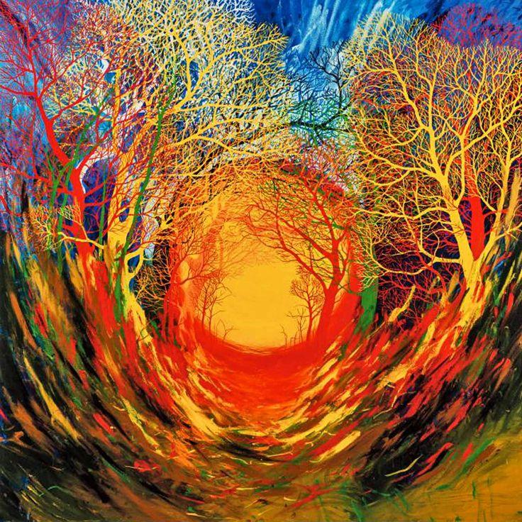Glastonbury 2014: Radiohead artist Stanley Donwood revealed as artist behind festival imagery
