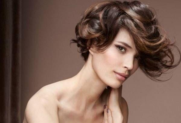 Moda capelli corti per l'inverno 2012 (Foto) | Nanopress