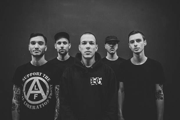 Dumai Kedatangan Band Hardcore asal Jerman