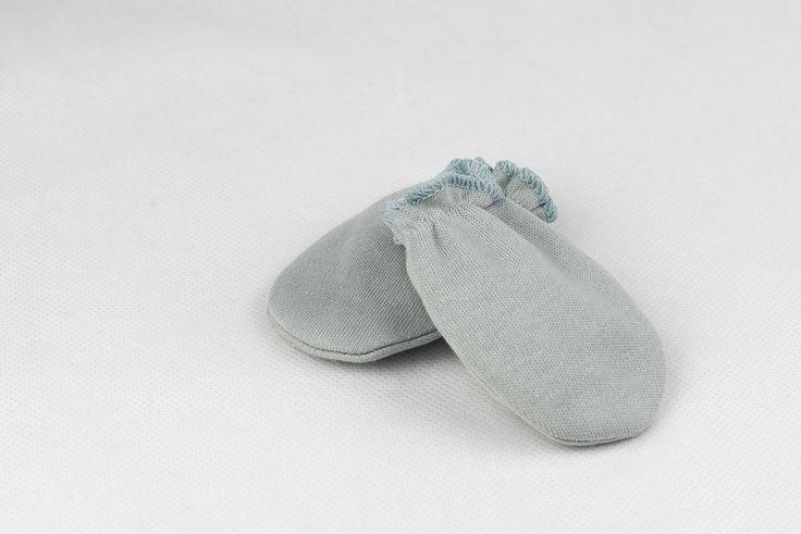 Regalos y canastillas para recién nacidos - Little Baby Born - Maletín Estrellas Rosas para niña recién nacida -  Manoplas