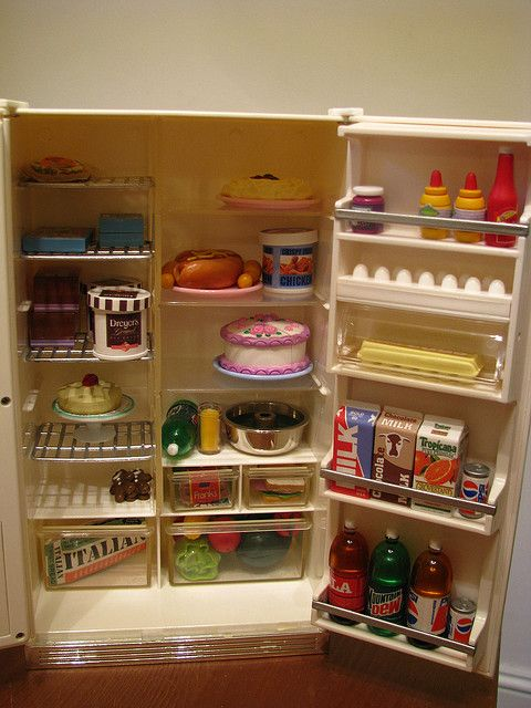 :) I used this in my doll house and to feed the beanie babies and littlest petshop animals (hated barbies)