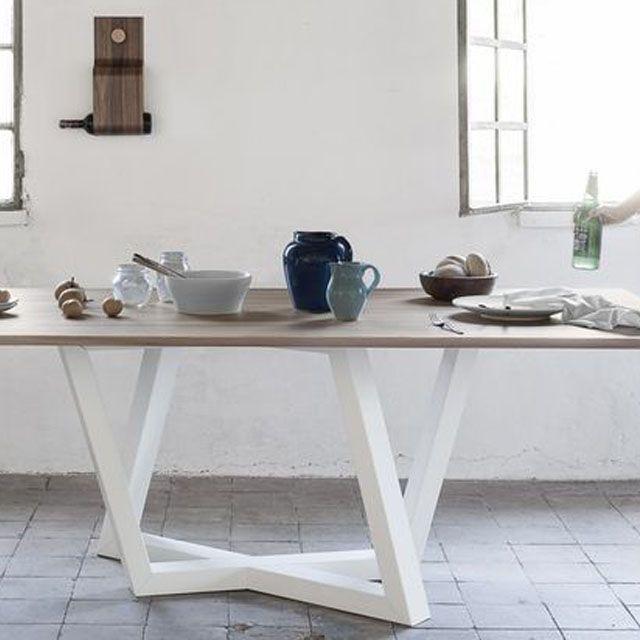 Dedalo | Tavolo da Pranzo Design di Chiara Pellicano #formabilio