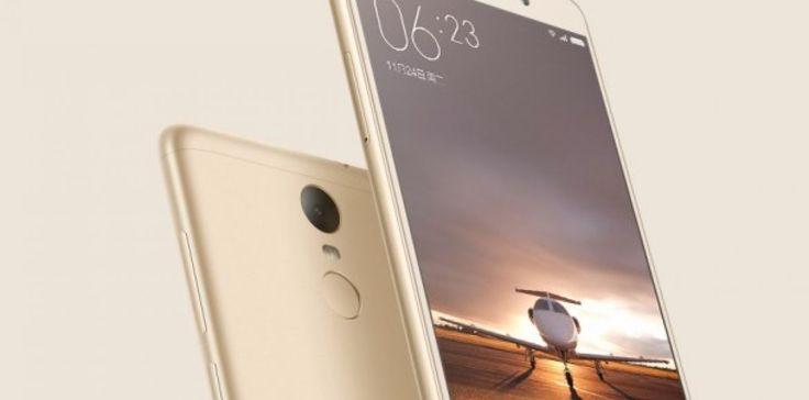 Xiaomi Redmi Note 3: nueva versión con slot SD