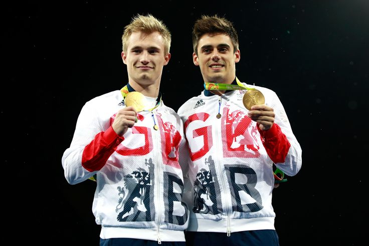 Jack Laugher and Chris Mears win diving gold Rio 2016