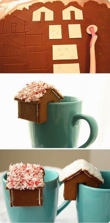 DIY: Gingerbread house