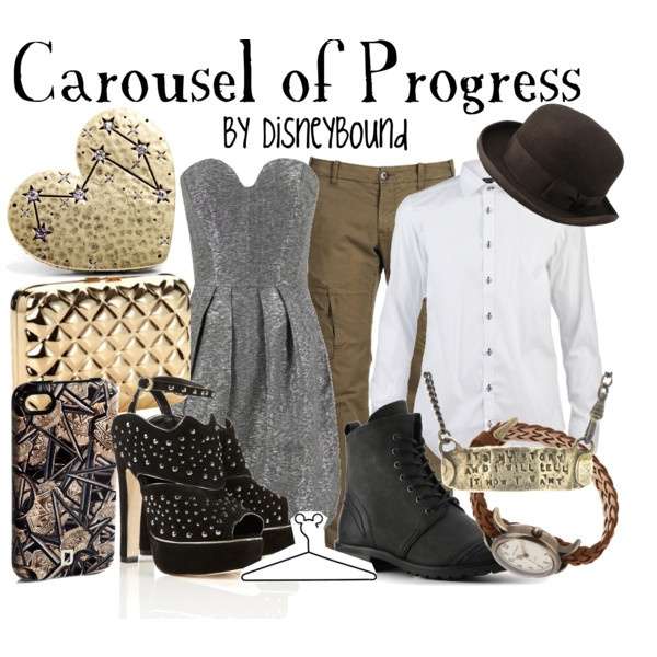 Carousel of Progress, created by lalakay.polyvore.com: Disney World, Disney Clothing, Disney Parks, Inspiration Outfit, Disney Bound, Disneybound, The Dresses, Disney Inspiration Fashion, Disney Fashion
