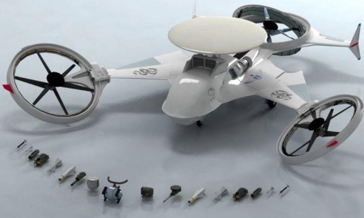 unmanned flight carrier - Google zoeken