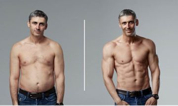 How This 45-Year-Old Transformed His Body In Just 12 Weeks | HuffPost UK