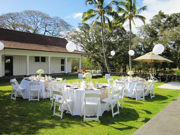 The Catering Connection At Dillingham Ranch North Shore Oahu Hawaii
