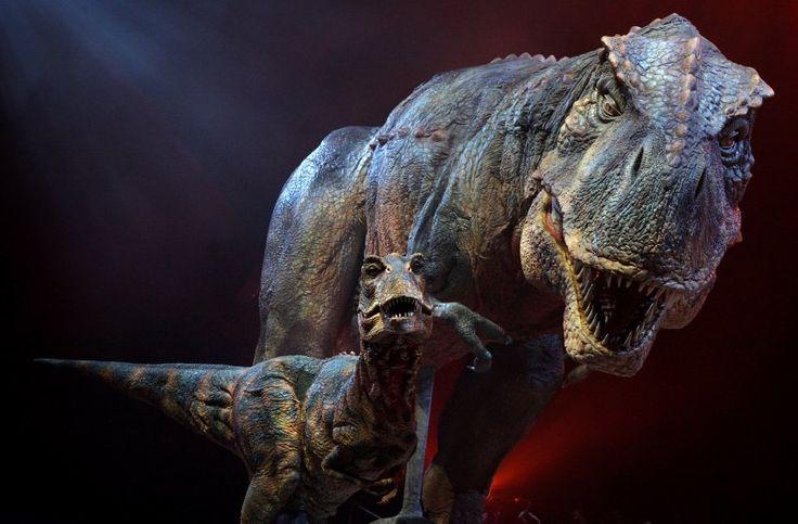 Jura Dinosaurier