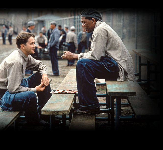 film techniques in shawshank redemption Shawshank: king vs darabont  did you notice the film chooses to not reveal red's crime  frank darabont has often compared the shawshank redemption to a .