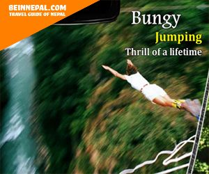 Bungy Jumping - thrill of a lifetime