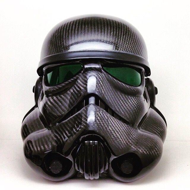 Real Carbon Fiber Hard Hat: 47 Best Stormtrooper Helmets Images On Pinterest