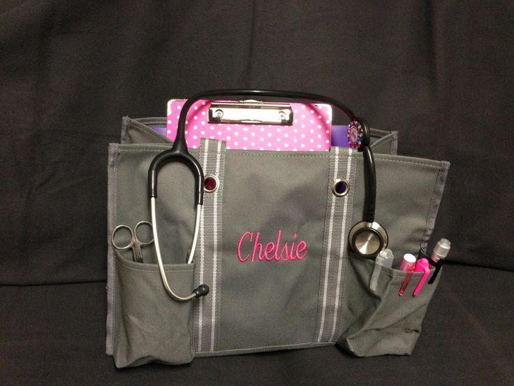 This Bag Is Awesome For Nurses And Doctors Thirty One S Organizing Utility Tote
