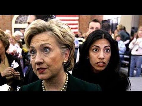 Huma Abedin Just RUINED Everything For Hillary Clinton With What She Just Let Slip - YouTube