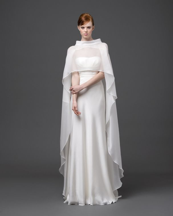 "Robe de mariée ""Sirio"" par Alberta Ferretti 2015"