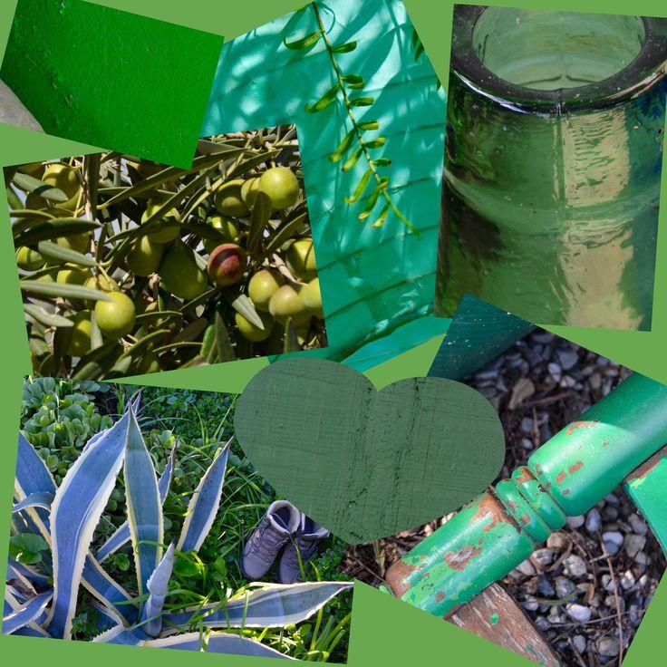 Waar mijn HART van gaat huppelen...#groen