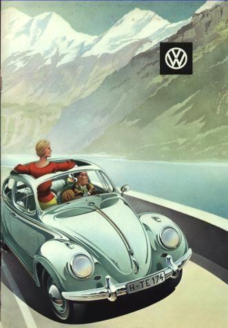 Bernd Reuters (1901-1958) » KdF-Wagen