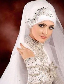 Hijab Ideas For Veiled Brides