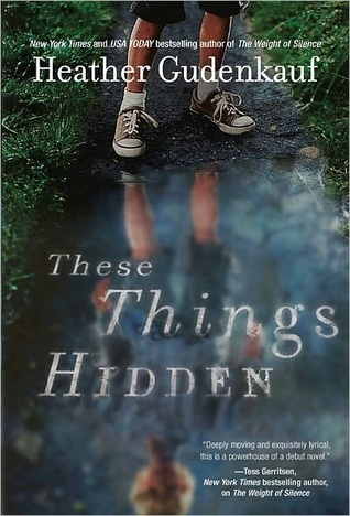 4 Stars MissSusie's Reading  Observations: These Things Hidden by Heather Gudenkauf narrated by, Ali Ahn, Angela Lin ,Angela Goethals