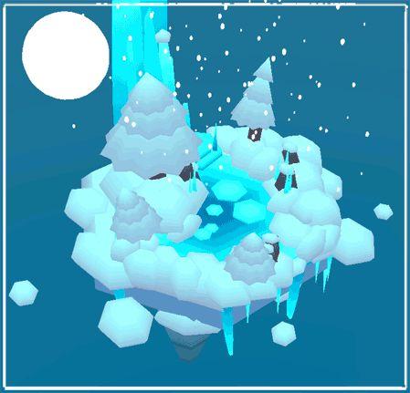minionslayer:  ~Frozen Island~  animating in a winter wonderland!